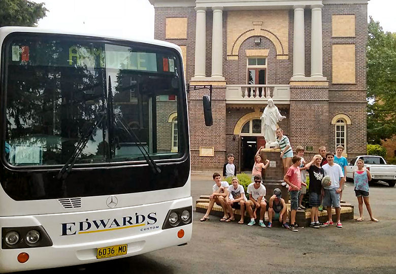 Armidale School Bus